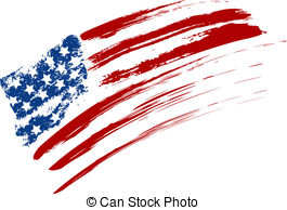 Tattered us flag clipart graphic free Tattered us flag clipart eps - ClipartFox graphic free