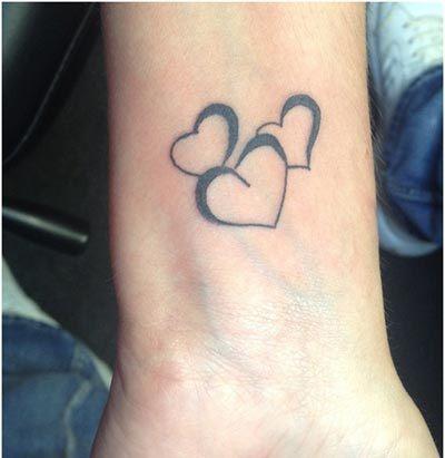 Tattoo clipart children vector 10 Very Cute Tattoo Designs For Kids vector