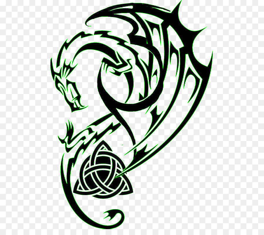 Tattoo clipart graphics jpg free library Chinese Dragon clipart - Tattoo, Dragon, Graphics ... jpg free library