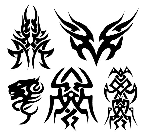 Tattoo clipart graphics svg royalty free library Free Free Tattoo Art, Download Free Clip Art, Free Clip Art ... svg royalty free library