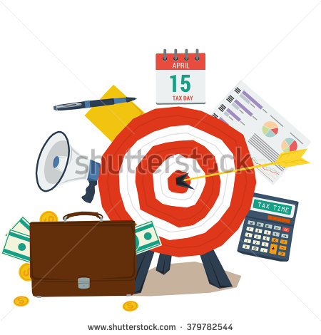 Tax april 15 day clipart banner royalty free stock Tax Day Stock Images, Royalty-Free Images & Vectors | Shutterstock banner royalty free stock
