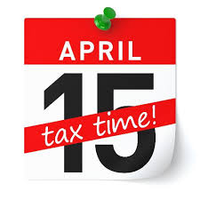 Tax april 15 day clipart vector stock Free clipart for tax day - ClipartFest vector stock