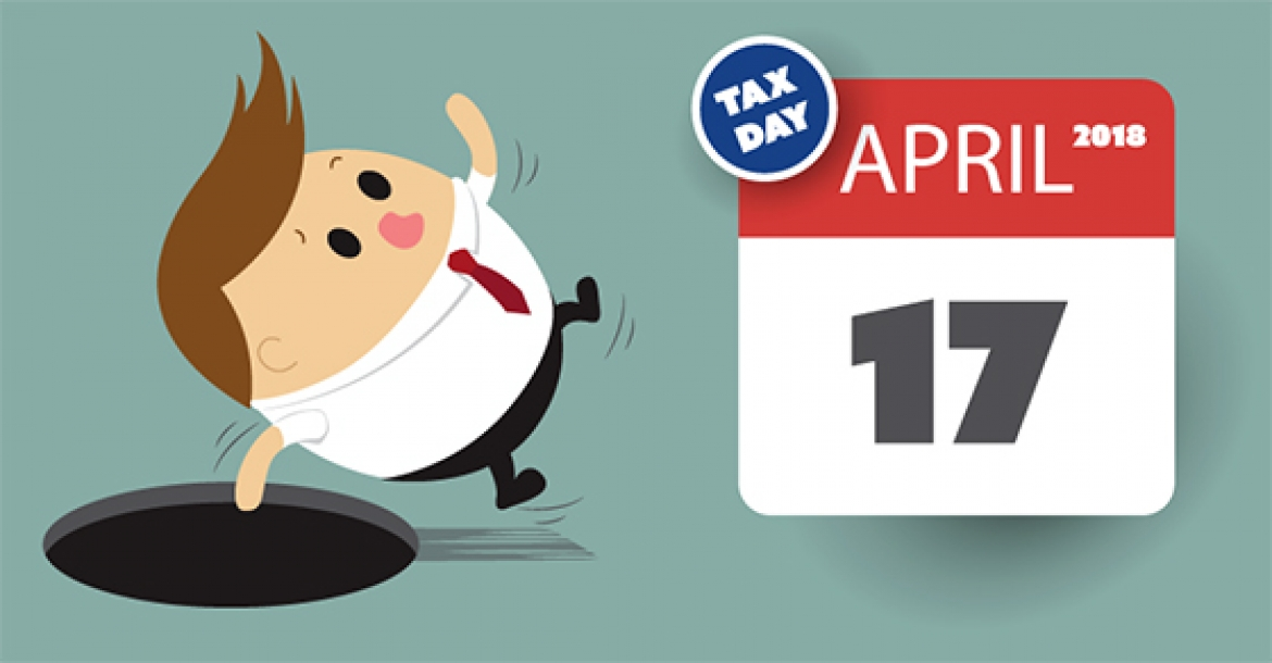 Tax day 2017 clipart clip transparent stock Haven\'t Filed Your 2017 Income Tax Return Yet? Beware of ... clip transparent stock