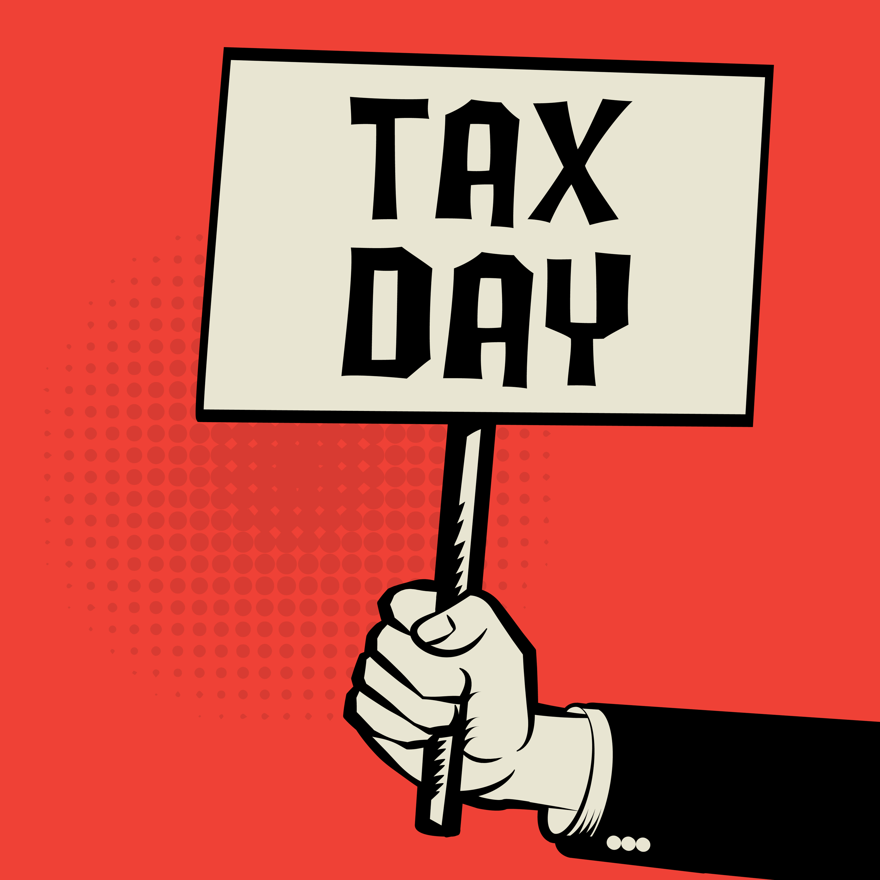 Tax day 2017 clipart jpg download Tax Day and Patents | Suiter Swantz IP jpg download