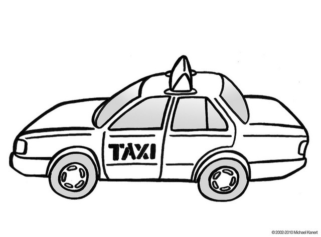 Taxi black and white clipart vector download Taxi black and white clipart 3 » Clipart Portal vector download