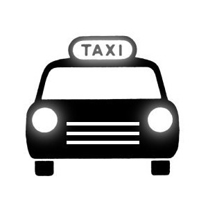 Taxi black and white clipart banner library Free Taxi Cliparts, Download Free Clip Art, Free Clip Art on ... banner library