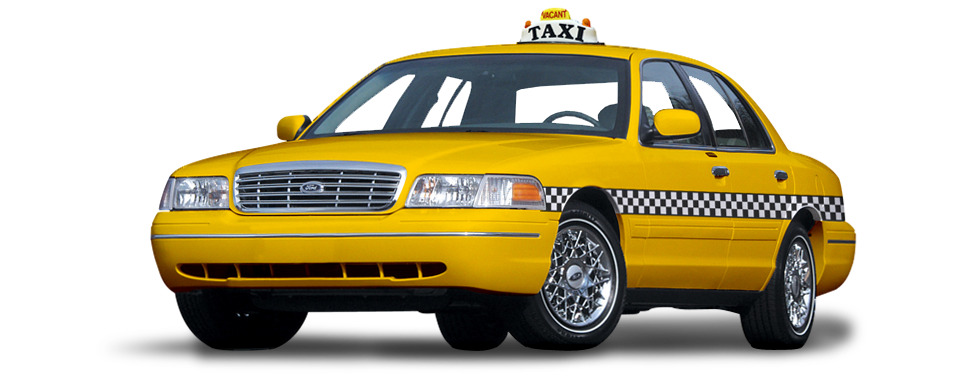 Taxi car clipart clip art black and white stock Taxi Cab PNG Transparent Images | PNG All clip art black and white stock