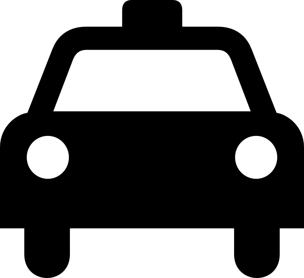 Taxi car clipart vector royalty free OnlineLabels Clip Art - Aiga Taxi vector royalty free