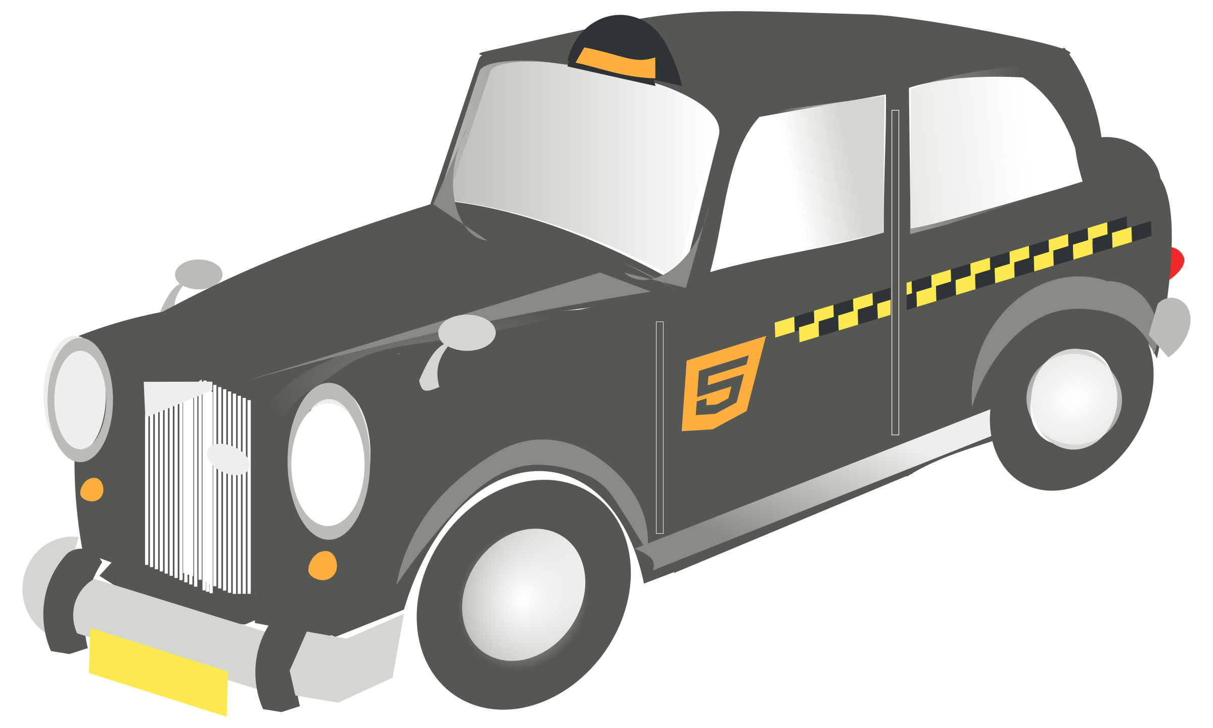 Taxi car clipart clipart library library Clipart - old british taxi. clipart library library