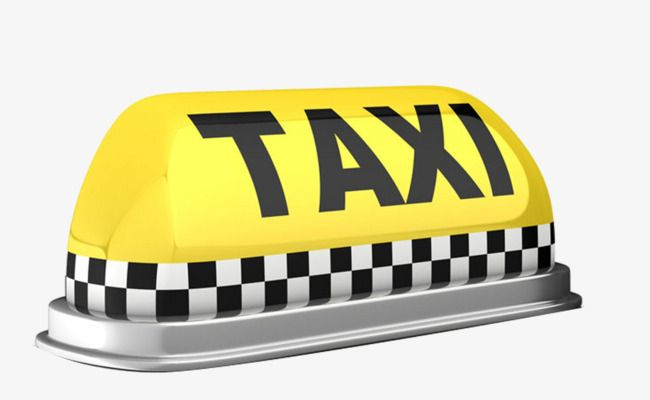 Taxi sign clipart picture download Yellow Taxi Sign, Taxi Clipart, Sign Clipart, Taxi PNG ... picture download