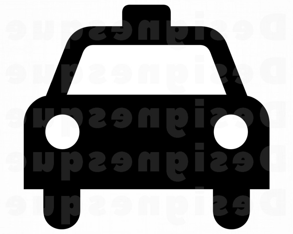 Taxi sign clipart image transparent library Taxi Svg Taxi Car Svg Taxi Clipart Taxi | CQRecords image transparent library