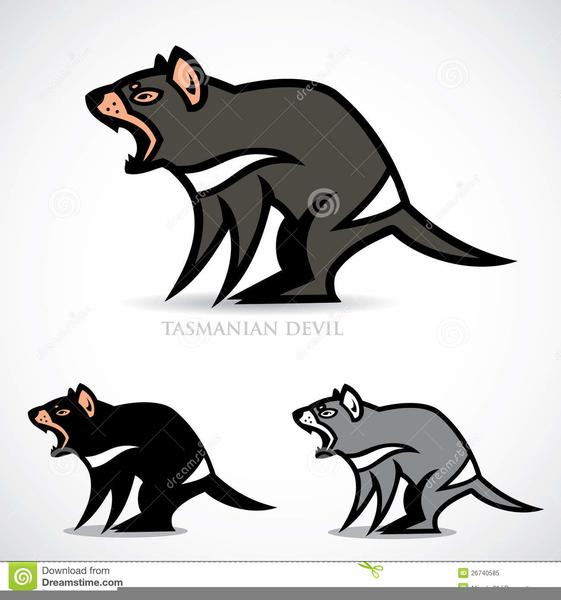 Tazmanian devil clipart image stock Free Tasmanian Devil Clipart | Free Images at Clker.com ... image stock