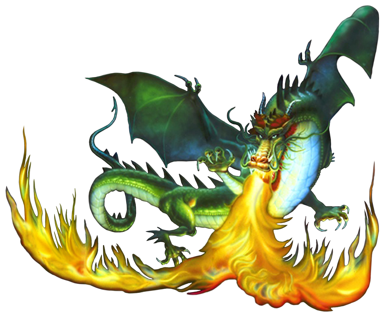 Tba clipart clipart black and white download TBA*: Fire Breathing Dragon - Clip Art Library clipart black and white download