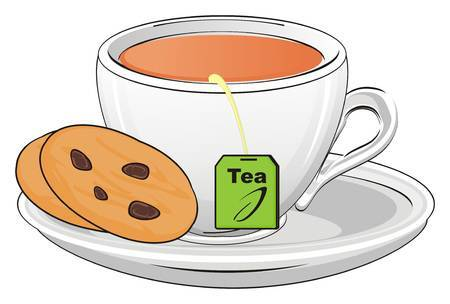 Tea and cookies clipart transparent Tea and cookies clipart 3 » Clipart Portal transparent