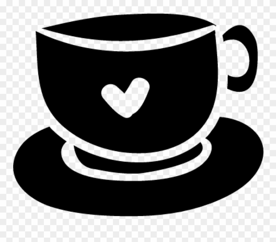 Tea bag with heart clipart clipart free Free Png Download Coffee Cup With Heart Png Images - Tea Cup ... clipart free