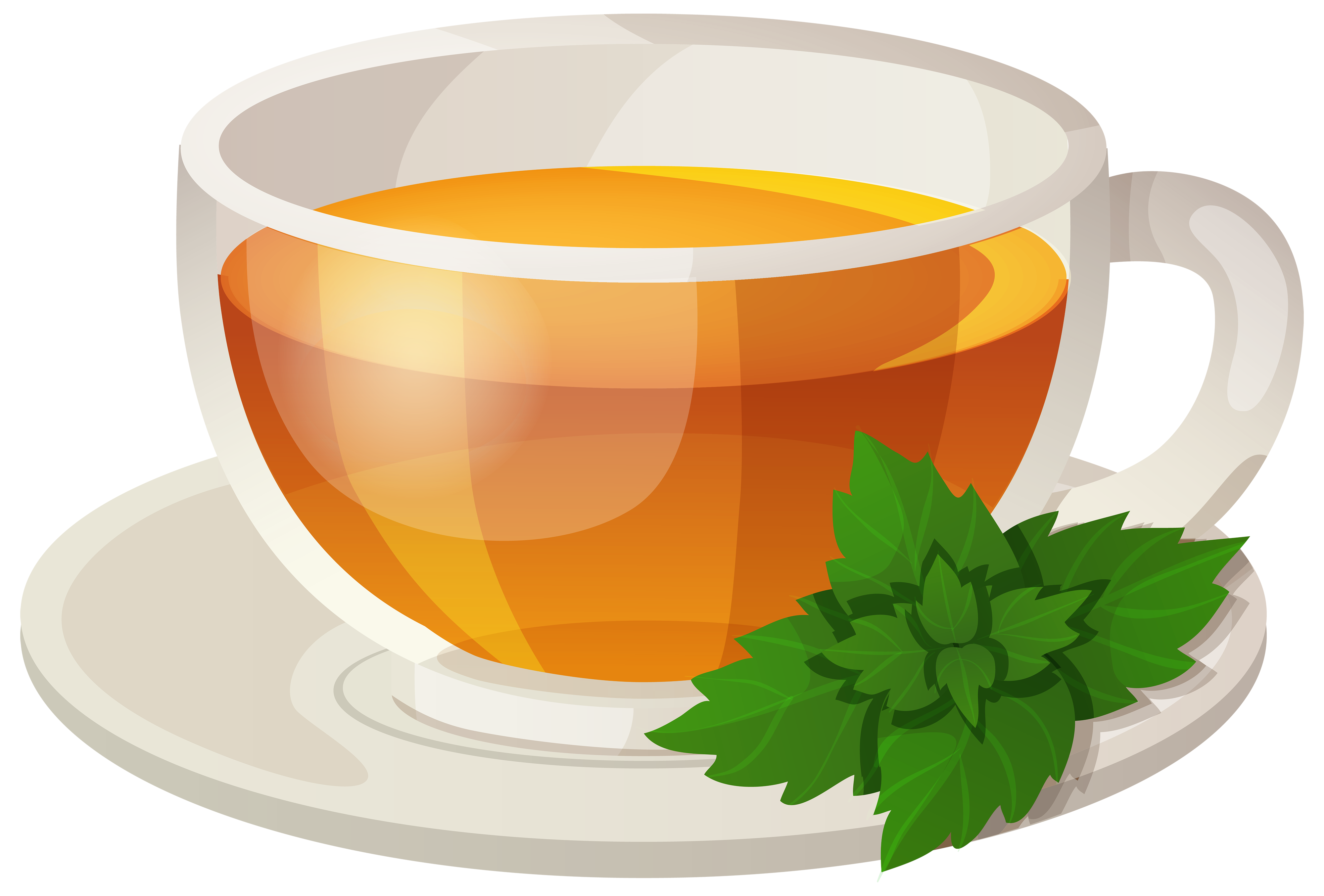 Tea clipart png transparent