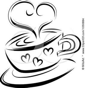 Tea cup with steam clipart picture library download love the steam in a heart shape ♥ over a coffee cup or tea ... picture library download