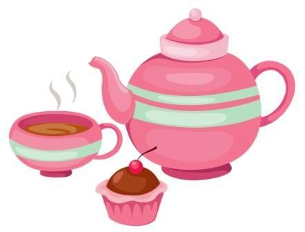 Tea time pictures clipart download Pink tea party clipart - Heather | Printables | Tea pots ... download