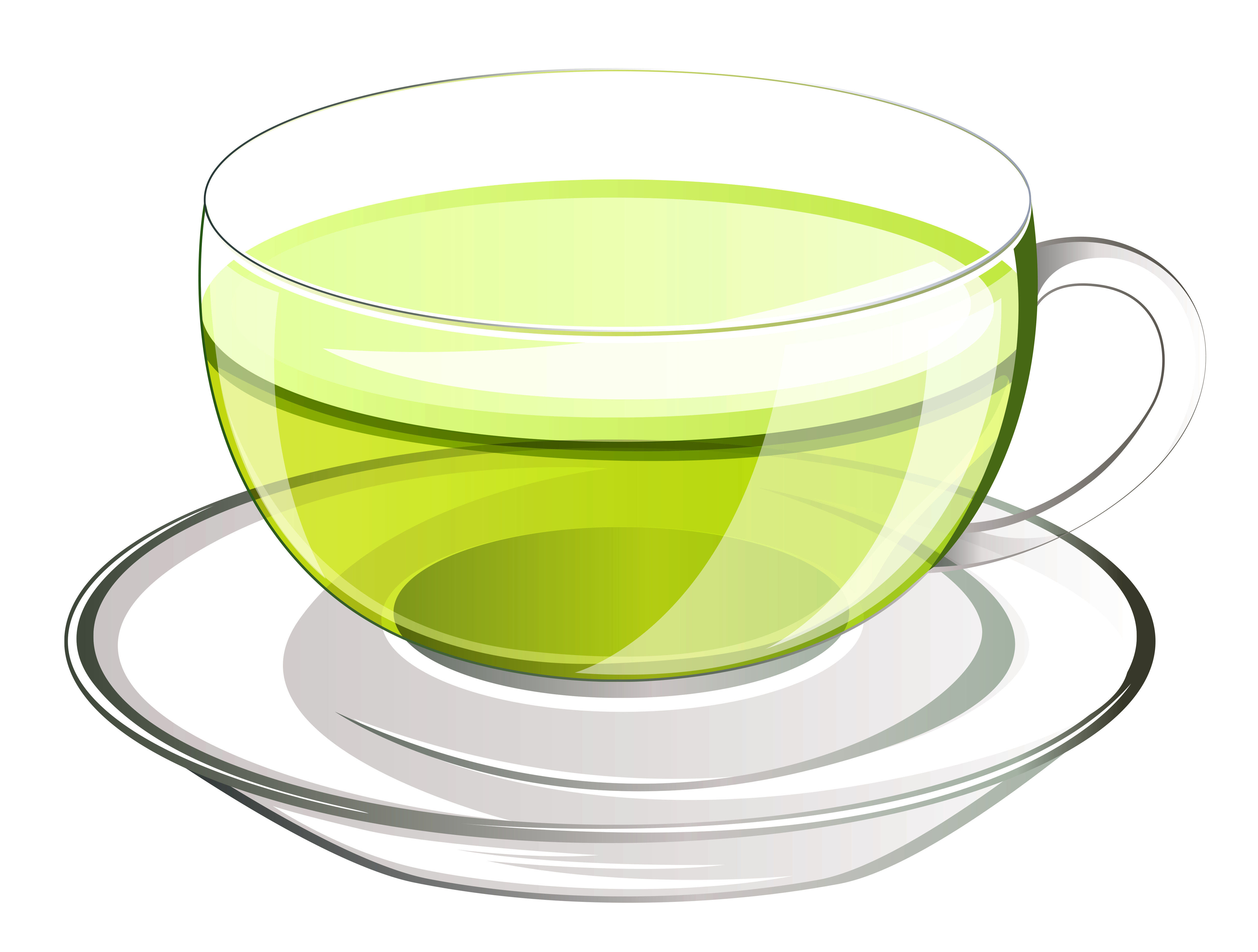 Tea vector clipart svg library Cup of Green Tea PNG Vector Clipart Picture | Gallery ... svg library