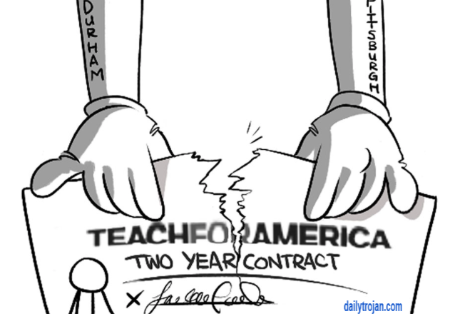 Teach for america logo clipart black and white Teach For America Refused to Allow Oakland Teachers to ... black and white
