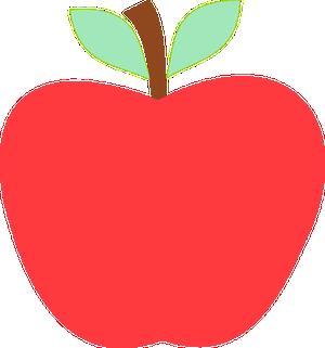 Teacher apple images clipart vector library download Teacher Apple Clipart | Clipart Panda - Free Clipart Images vector library download