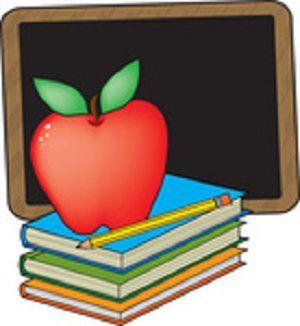 Teacher apple on books clipart banner transparent stock Teacher Books Clipart | Clipart Panda - Free Clipart Images ... banner transparent stock