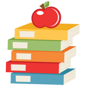 Teacher apple on books clipart clip freeuse download Apple on Books SVG | My Miss Kate Cuttables | Clip art ... clip freeuse download