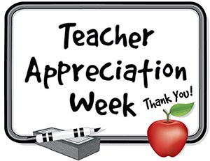 Teacher appreciation day 2017 clipart vector library stock Berendo MS Celebrates Teacher Appreciation Week 2019 ... vector library stock