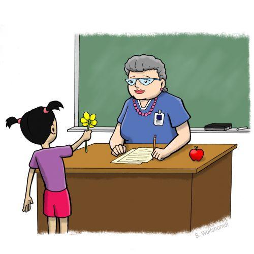 Teacher appreciation week funny cliparts vector royalty free Teacher Appreciation Clip Art - PTO Today vector royalty free