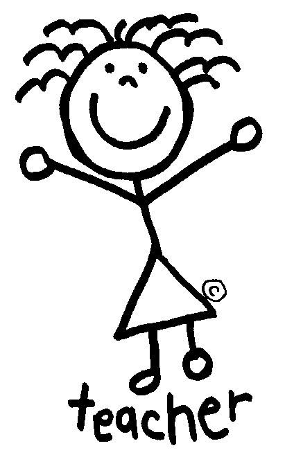 Teacher clipart black white funny jpg free Free Teacher Line Cliparts, Download Free Clip Art, Free ... jpg free