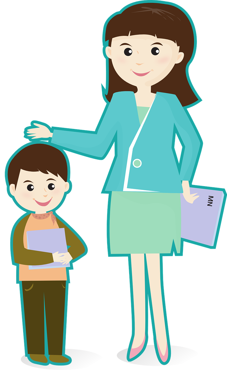 Teacher clipart speaking picture transparent Students Talking Clipart   Free download best Students ... picture transparent