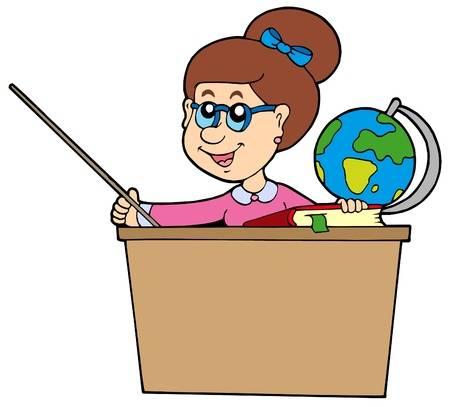 Teacher clipart speaking clip art royalty free download Teacher Speaking Cliparts - Making-The-Web.com clip art royalty free download
