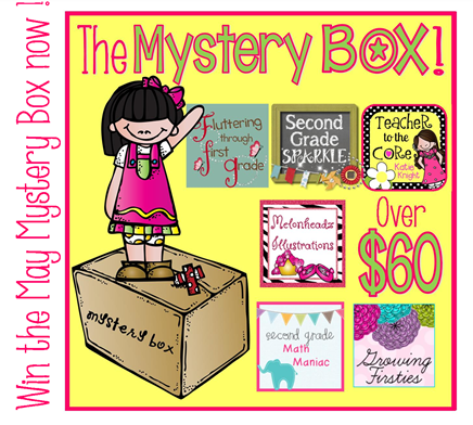 Teacher comments box clipart image freeuse library May Mystery Box   Teacher to the Core image freeuse library