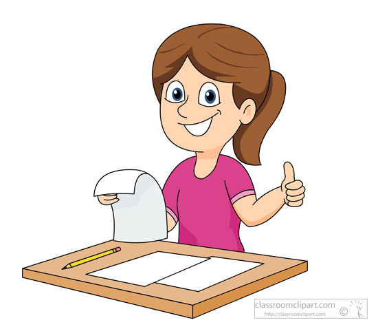 Teacher exam clipart image black and white stock On my way to becoming a teacher again! image black and white stock