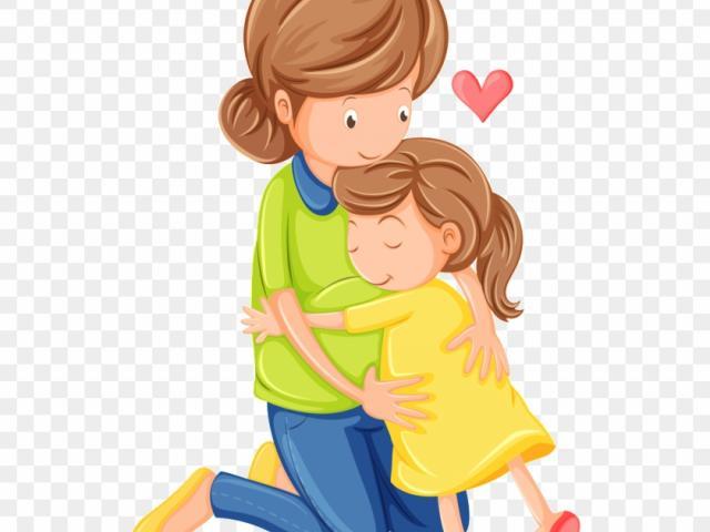 Teacher hug clipart vector library Mothers Day Clipart hug teacher 4 - 1024 X 1024 Free Clip ... vector library