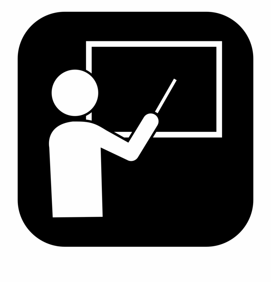 Teacher icon clipart picture transparent library Png File - Teacher Icon Png White Free PNG Images & Clipart ... picture transparent library