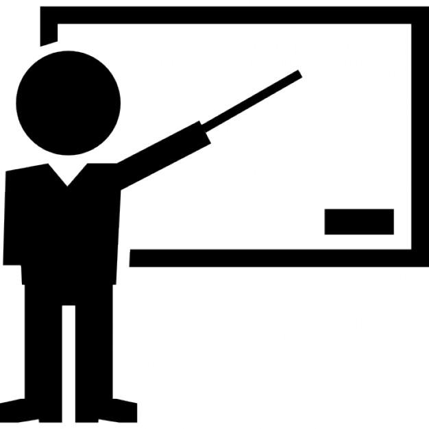 Teacher icon clipart clip library library Teaching Icon Png #208683 - Free Icons Library clip library library
