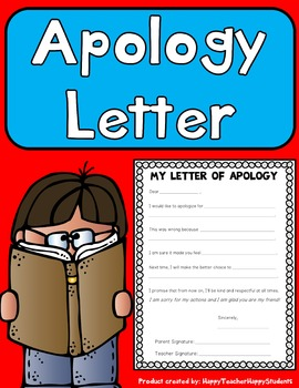 Teacher letter to student clipart clipart royalty free library Apology Letter clipart royalty free library