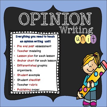 Teacher modeling a lesson clipart picture freeuse library Opinion Writing/ Opinion Writing Unit picture freeuse library