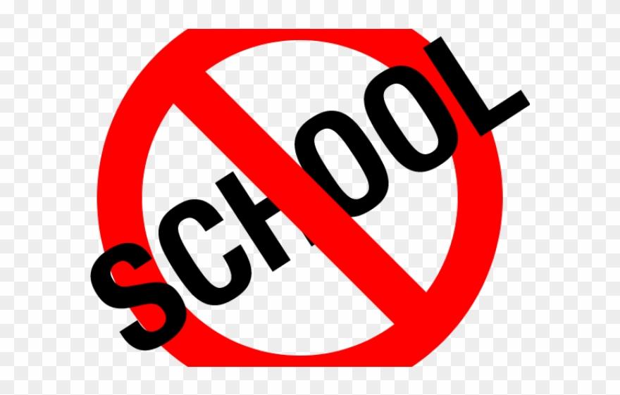 Teacher no clipart clip library download No School Clipart - Teacher Planning Day Clip Art - Png ... clip library download