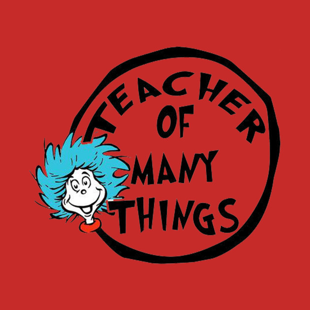 Teacher of all things dr seuss clipart svg free library dr.seuss teacher of many things svg free library