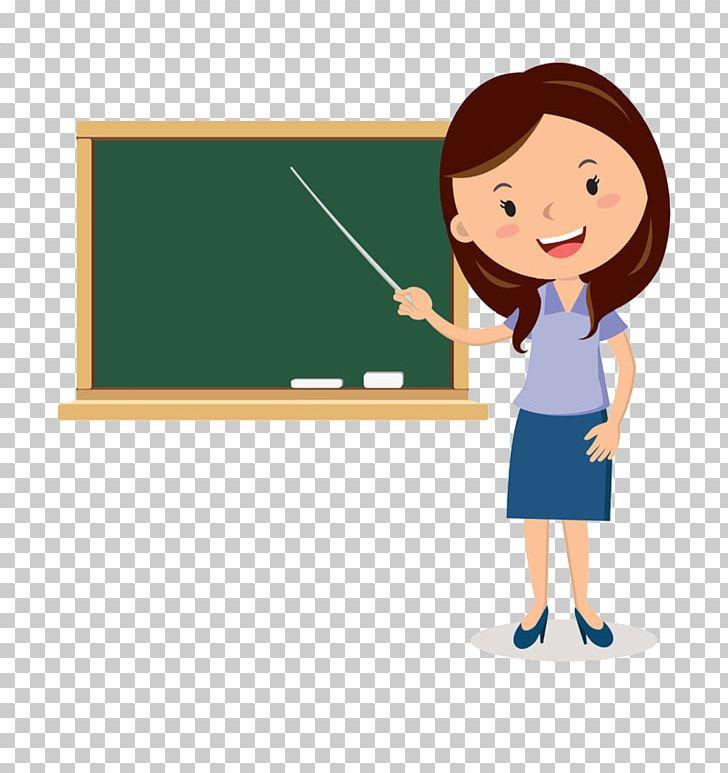 Teacher pointing clipart png transparent stock Teacher Cartoon Blackboard PNG, Clipart, Boy Cartoon ... png transparent stock
