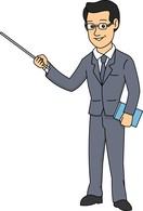 Teacher pointing clipart image free download Teacher Pointing Cliparts - Making-The-Web.com image free download