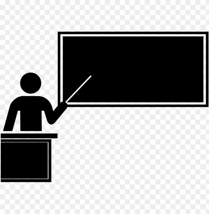 Teacher sillhoute clipart transparent background graphic download transparent download teaching male big image png - teacher ... graphic download