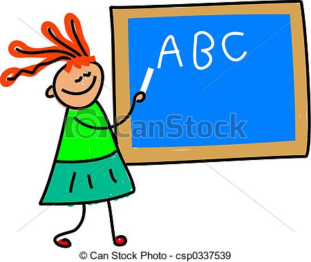 Teacher with kids clipart image black and white download Kids teacher clipart - ClipartFest image black and white download