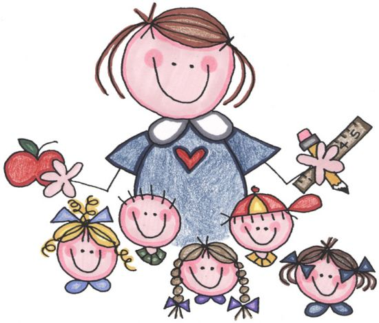 Teachers caring about student clipart clipart library stock Of teachers and their love | Your Caring Professional Teacher clipart library stock