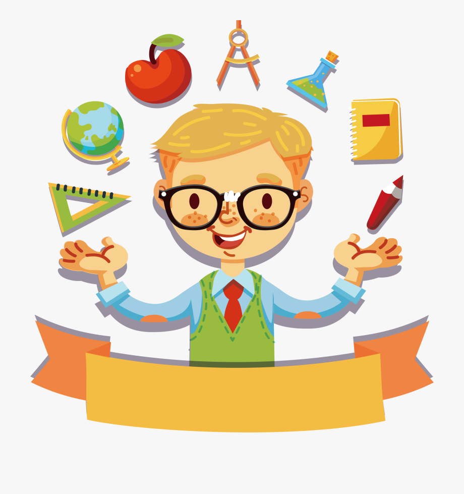 Teachers day clipart svg free library World Clip Art - Teacher Day Clipart Png , Transparent ... svg free library