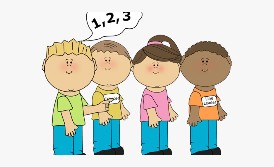 Teachers helper clipart line leader vector free download Line Leader Preschool Job #1198558 - Free Cliparts on ... vector free download