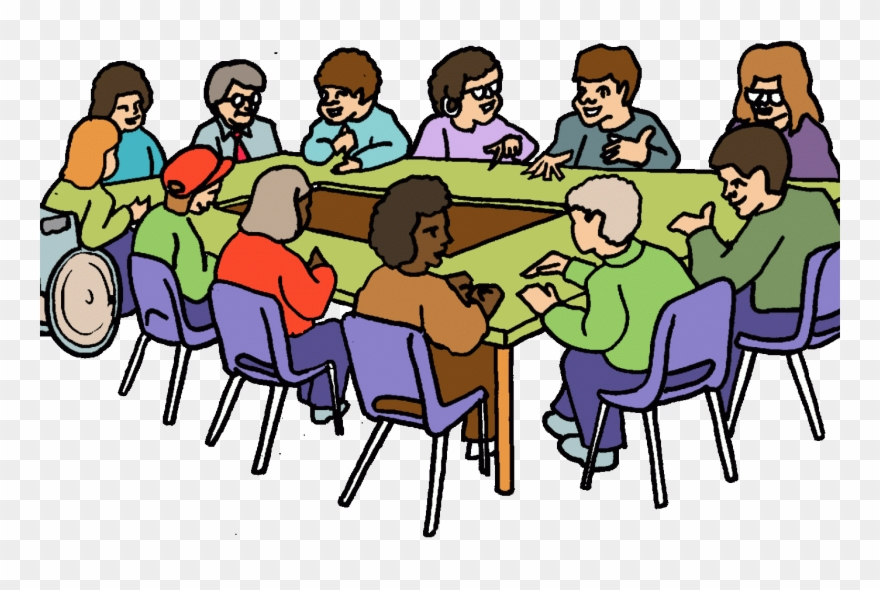Teachers meeting clipart clip black and white download Parent Meeting Clipart Free Download Best Parent Meeting ... clip black and white download