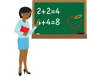 Teachers pictures clip art clip art library download Female Teacher Clipart - Clipart Kid clip art library download